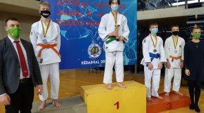 Dziudo U15 čempionatas